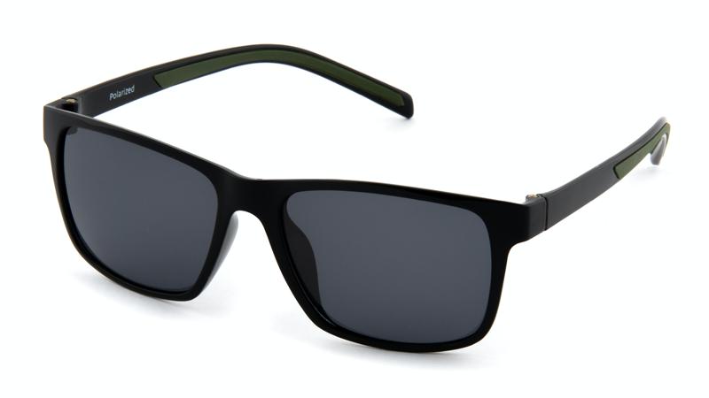 Солнцезащитные поляризационные очки POLARMASTER, PL04 L2 черный хаки