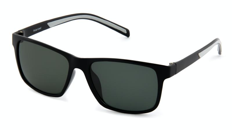 Очки для вождения и рыбалки POLARMASTER, PL04 L3 черно-серый