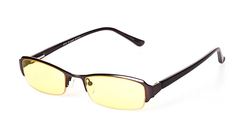 Очки для компьютера AF039 черный