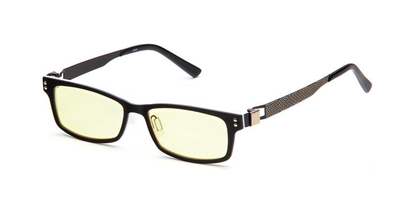 Очки для компьютера AF072 черно-белый