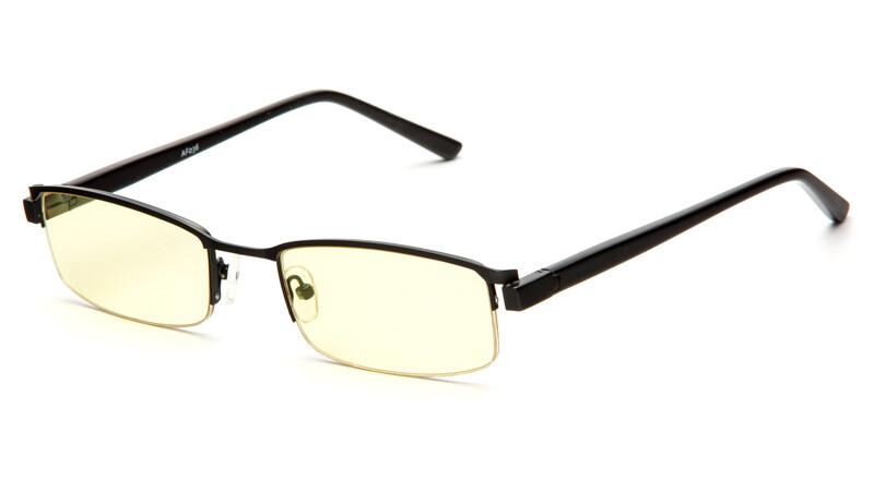 Очки для компьютера AF036 черный