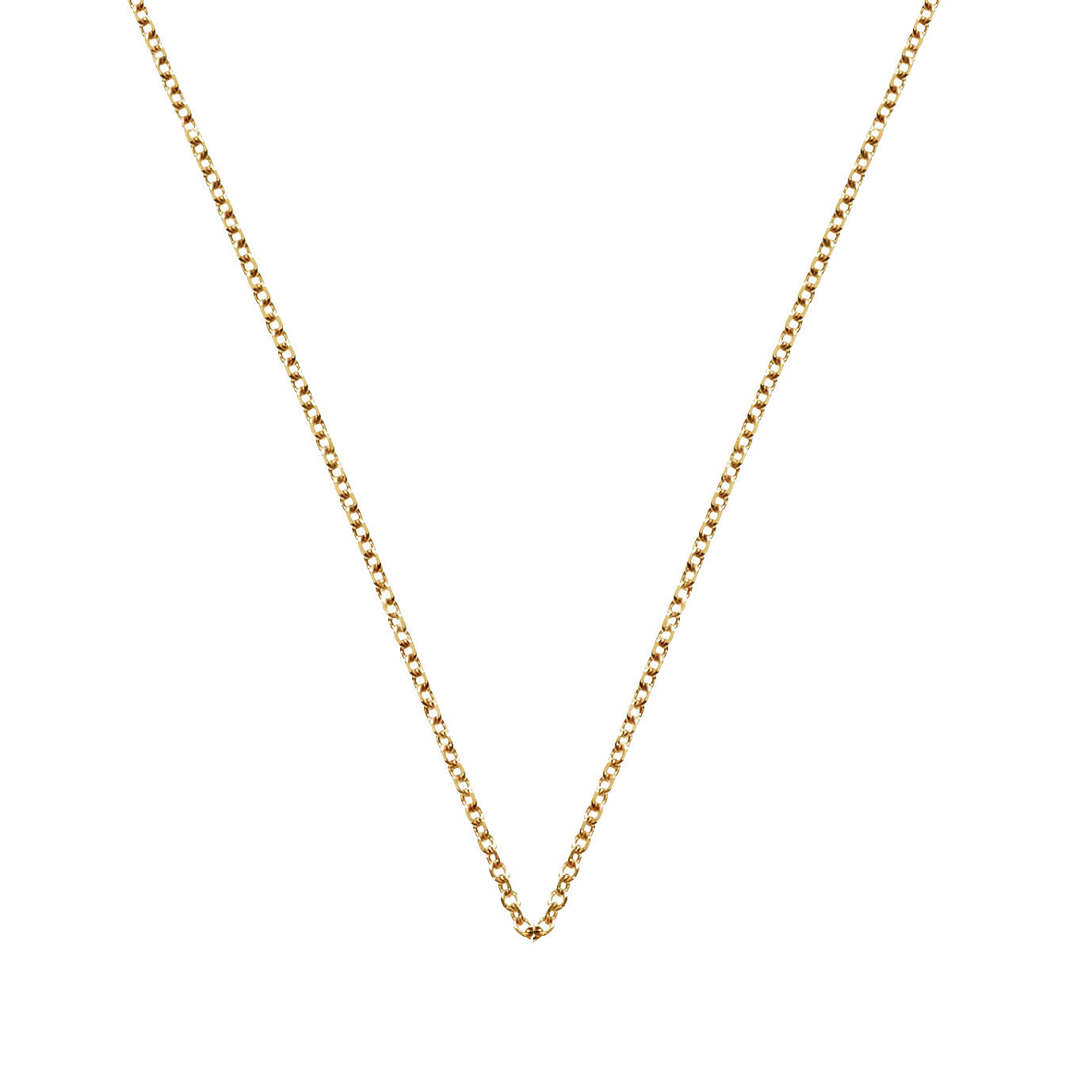 Solid Gold Necklace starting at $100.00
