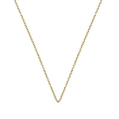 Solid Gold Necklace