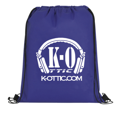 Blue Swag Bag (Free w/ $30 Purchase)