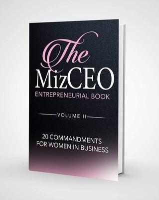 The Miz CEO Entrepreneurial Book -Volume II