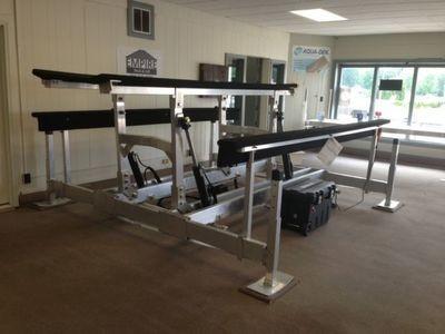 8000lb Hydromax II Boat Lift Feighner Company