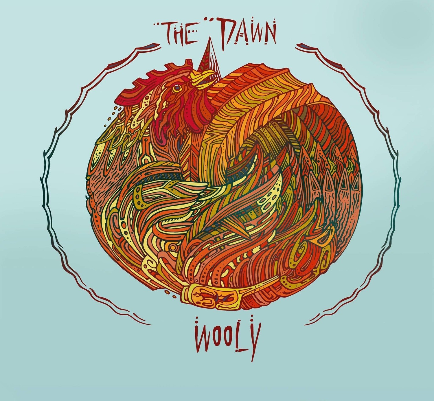 """""""Wooly"""" CD"""