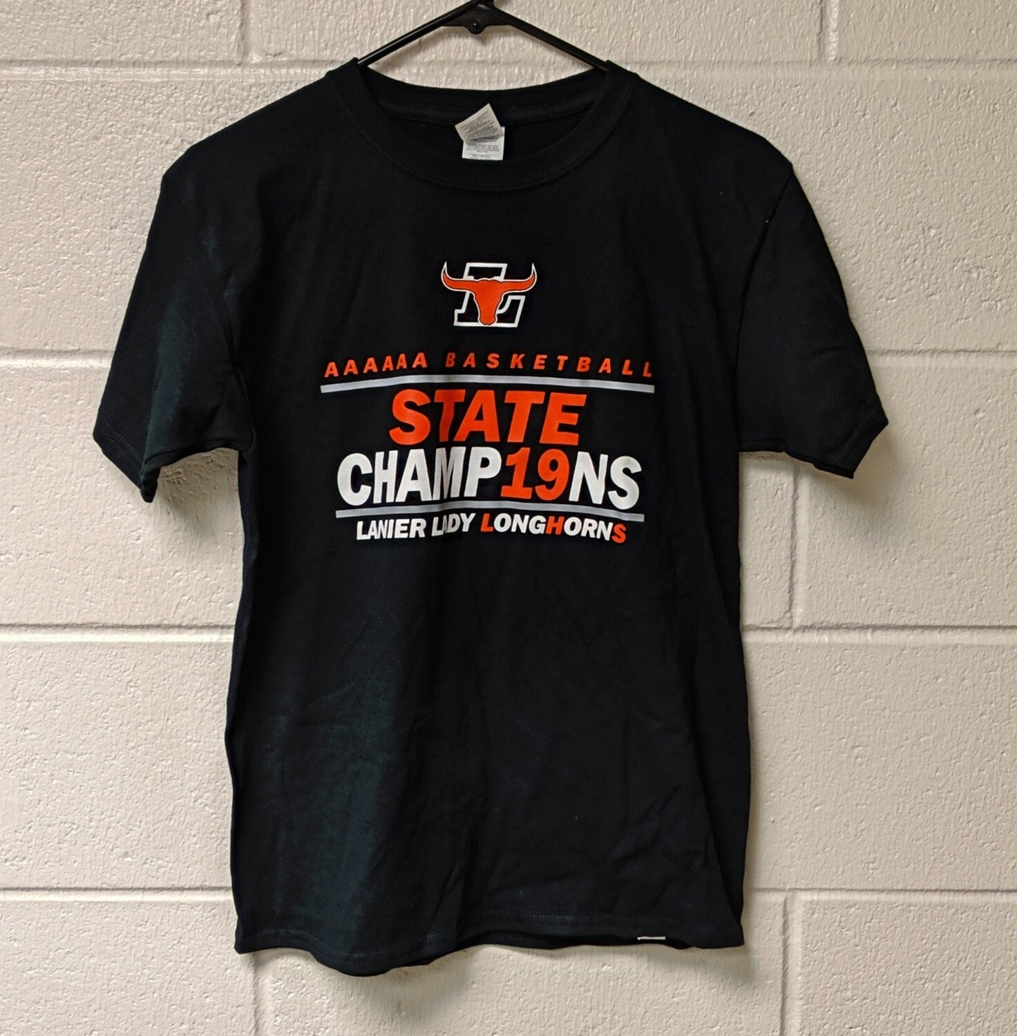 State Champ Black Shirt