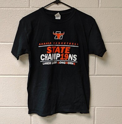 State Champ Black Shirt