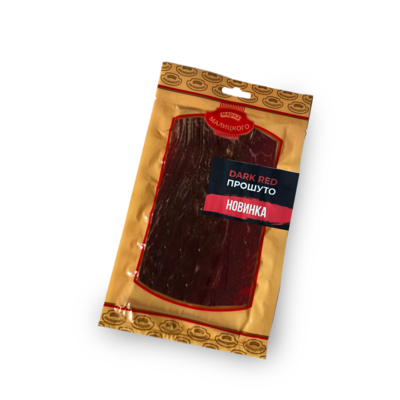 Dark Red Prosciuto в/с (нарізка) 0,80 г