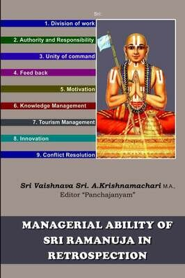 Managerial Ability of Sri Ramanuja
