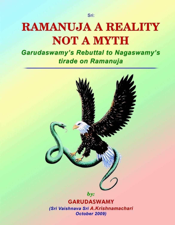 Ramanuja a Reality not a Myth