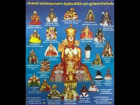 E-Book Poorvacharya/ Purvacharya stotras (Stotramala) Devanagari script ; மின்னூல் பூர்வாசார்ய ஸ்தோத்ரமாலா - ஹிந்தியில்