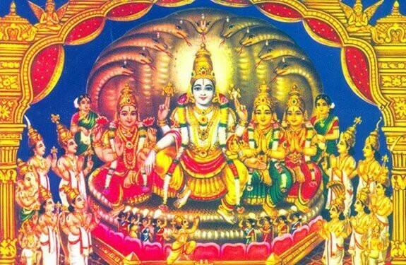 Sri Vaikunta Sthavam Tamil urai, E Book - ஸ்ரீ வைகுண்ட ஸ்தவம்  உரை ( எளிய தமிழில்), மின்னூல்