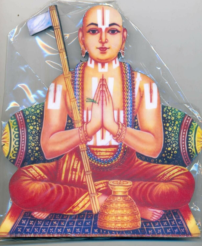 Sri Ramanujar cutout