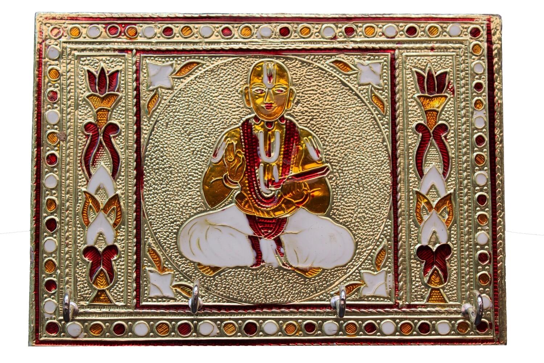 Vadakalai / Sri Desikan Salagram box - Aradhana / Pooja box - சாளக்ராமப் பெட்டி - பூஜைப் பெட்டி - திருமண் பெட்டி