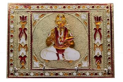Vadakalai / Sri Desikan Salagram box - Aradhana / Pooja box - சாள்க்ராமப் பெட்டி - பூஜைப் பெட்டி - திருமண் பெட்டி