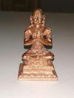 Ramanujar vigraham -  ஸ்ரீ ராமானுஜர் விக்ரஹம்