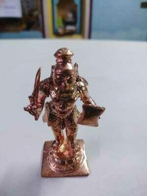 Thirumangai Azhwar / Thirumangaiyalwar/Kaliyan Vigraham, கலியன் / திருமங்கை ஆழ்வார் விக்ரஹம்