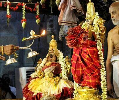 Srirangam  Adhi Brahmotsavam / Panguni Uthiram Mattaiyadi Utsavam E Book  - ஸ்ரீரங்கம் பங்குனி உத்தரம் -மட்டையடி உத்ஸவம் என்னும் ஆதி ப்ரஹ்மோத்ஸவம் ,மின்னூல்