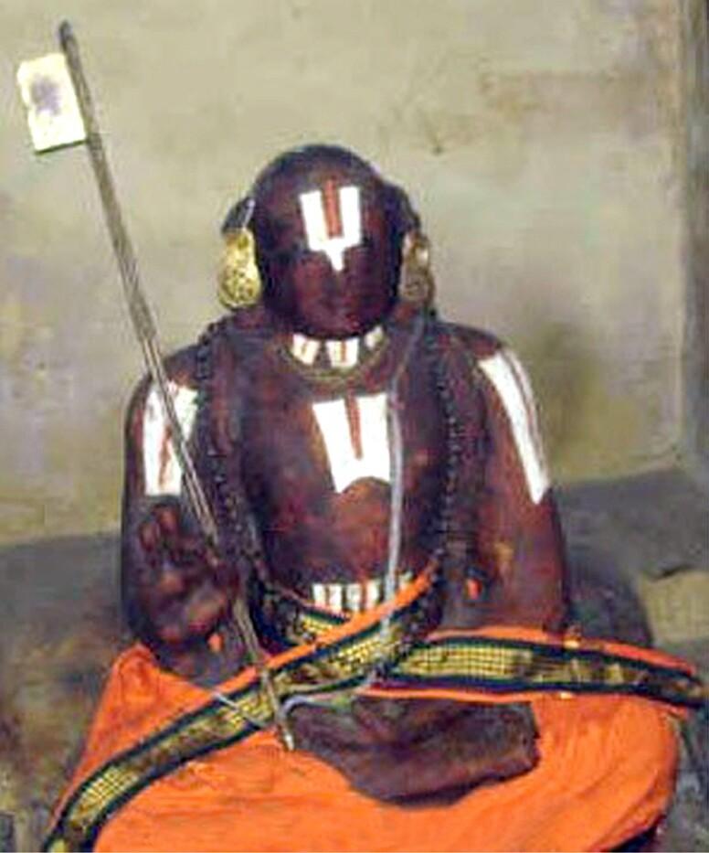 Sri Bashyam vol 4 (of 15 vols) Poruladakkam / Index