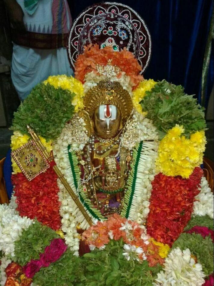 Sri Bashyam Vol 2 Index - Poruladakkam