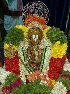 E-Book, Sri Bashyam Vol 2 of 15 Index - Poruladakkam ; மின்னூல் ஸ்ரீ பாஷ்யம் 2/15 பொருளடக்கம்