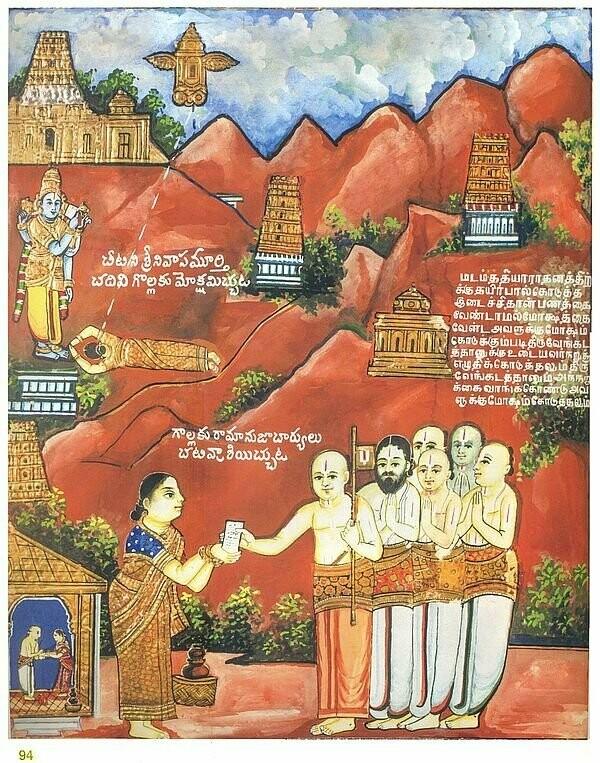Sri Bashyam Vol 7 Index - Poruladakkam