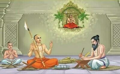 Print Books - Sri Bashyam Course Materials designed for Sri Bashyam Sri Vaishnava Sri distance Education Course ; ஸ்ரீபாஷ்யம் எளிய முறை பாடத் திட்டத்திற்கான பாடப் புத்தகங்கள்