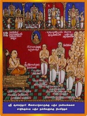 Printed Book - Stotra Rathnam / stotrarathnam / Stotraratnam  Vyakhyanam -  ஸ்தோத்ர ரதனம் வ்யாக்யானம்