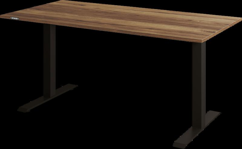 Biurko Klasyczne z blatem z płyty meblowej