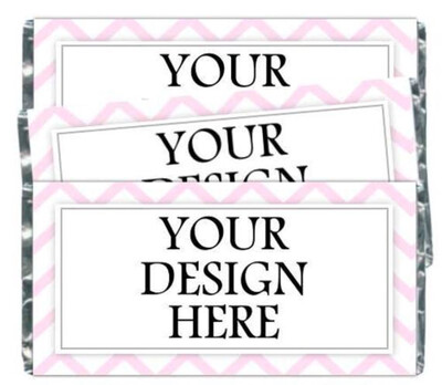 Custom Printable Candy Wrappers