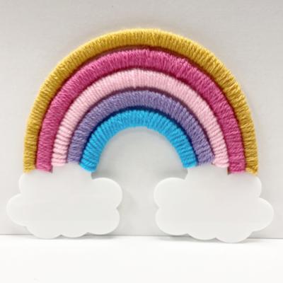 Rainbow Weave Make And Take