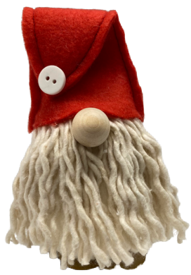 Stuffed Gnome