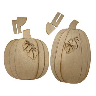 Pumpkin Shelf Sitters DIY KIT