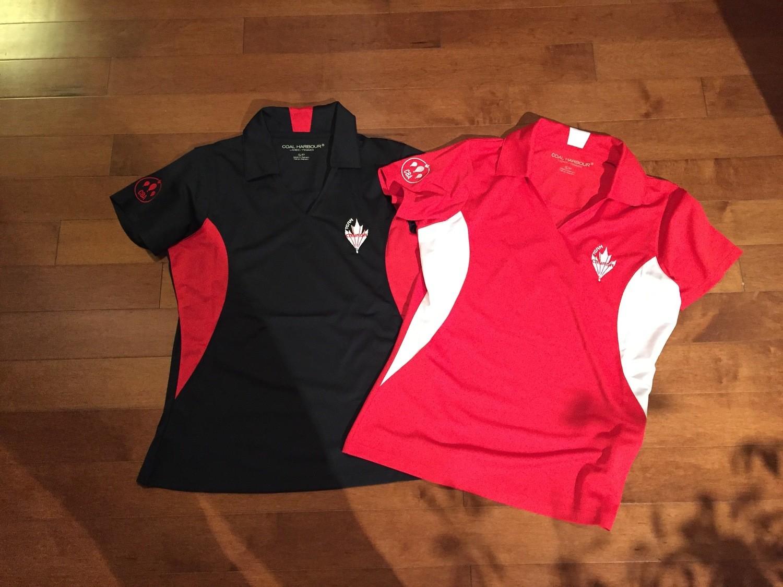 CBA Golf Shirt - Women's