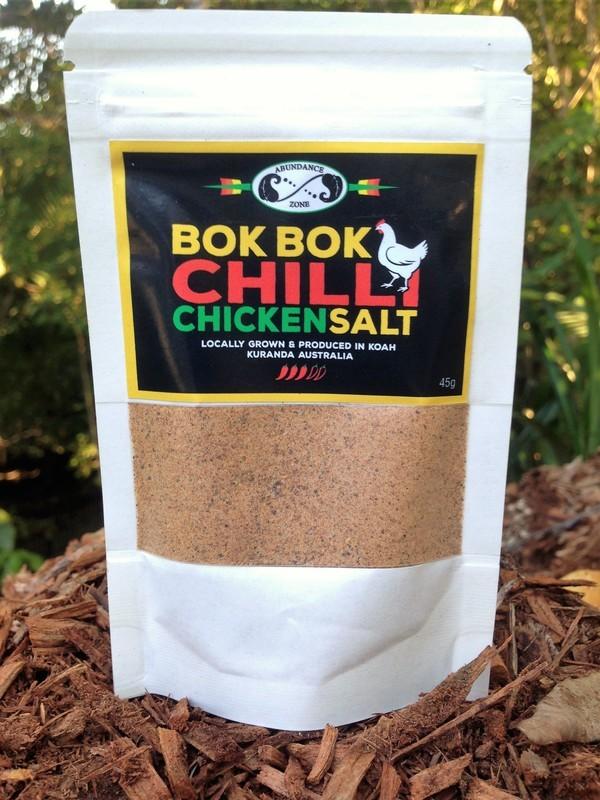 BOK BOK Chilli Chicken Salt