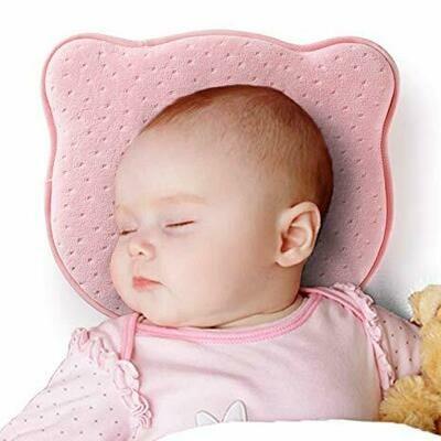 Almohada para Recién Nacidos (espuma de memoria)