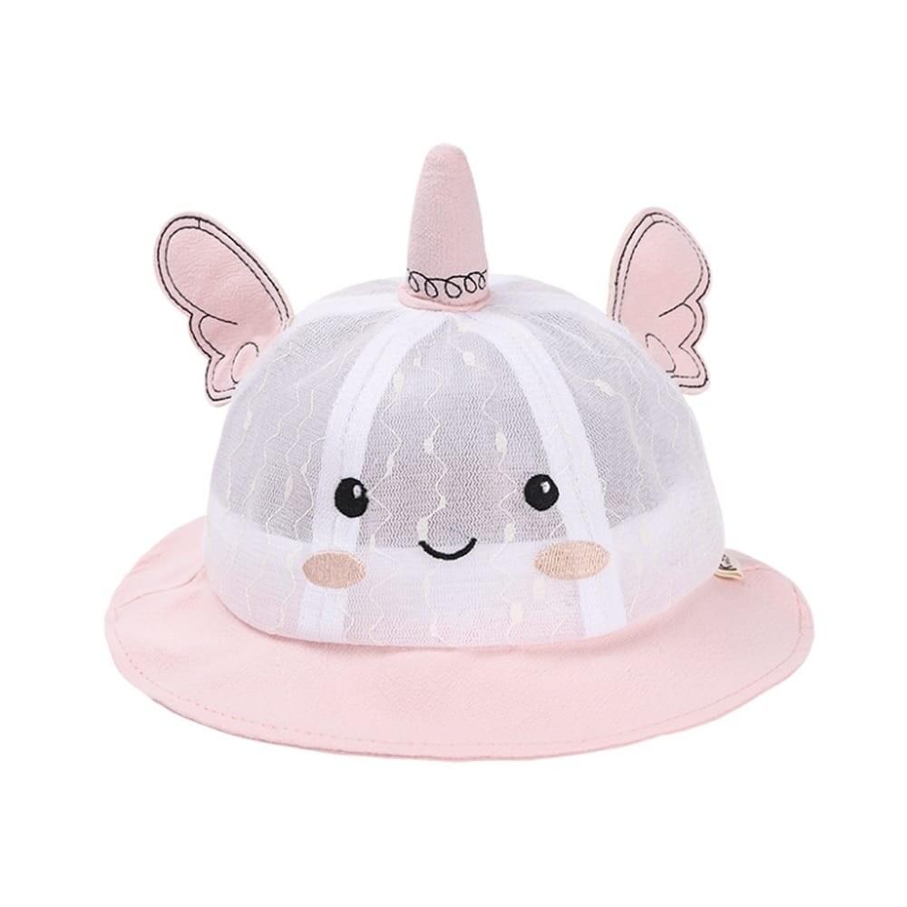 Sombrero de Verano Unicornio