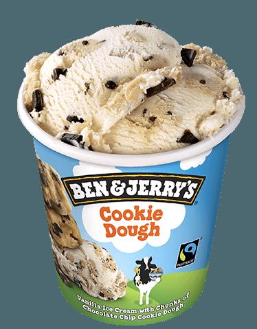Ben & Jerry's - Cookie Dough (450 ml)
