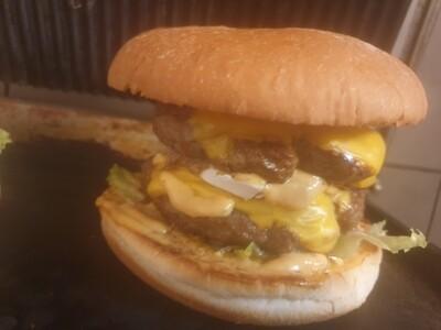 Chèvre-Miel - Burger Box
