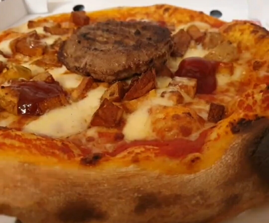 U.S.A One (Pizza pâte épaisse)