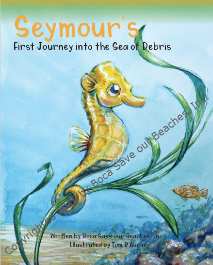 Seymour's First Journey in the Sea of Debris