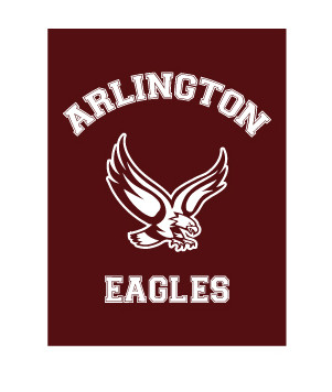 Arlington Eagles Magnet
