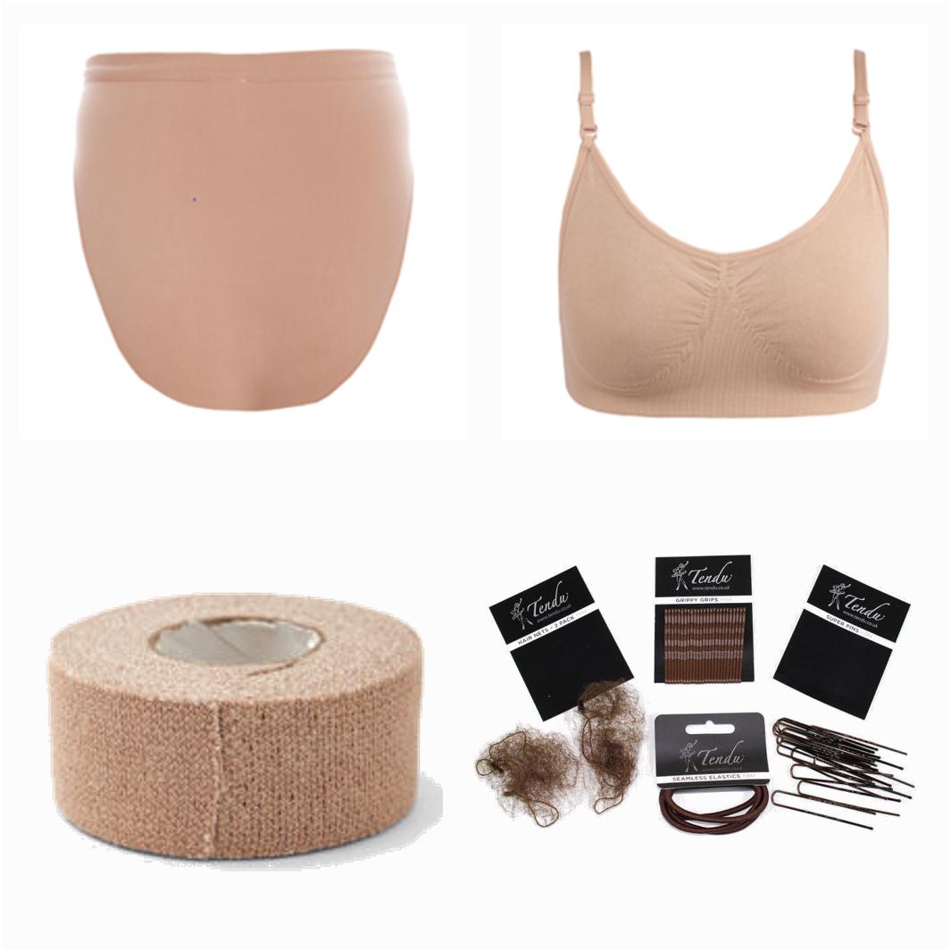Dance Accessories & Underwear - Prices starting @