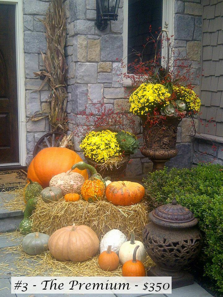 Fall Decorating Package #3 - The Premium
