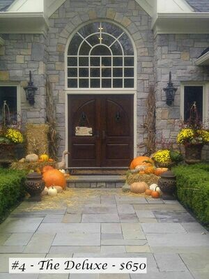 Fall Decorating Package #4 - The Deluxe
