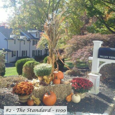 Fall Decorating Package #2 - The Standard