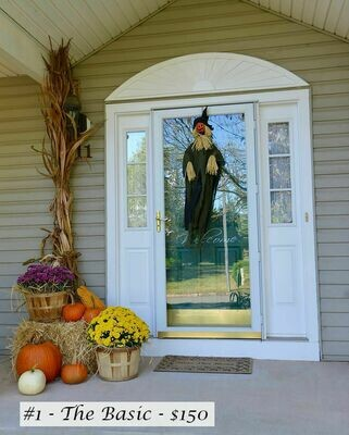 Fall Decorating Package #1 - The Basic