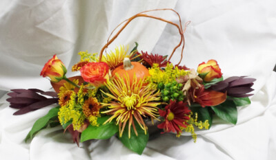 Thanksgiving Centerpiece $45